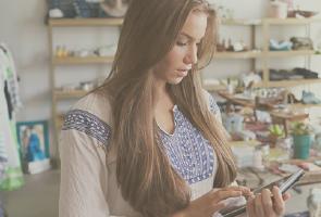 App gestione negozio integrata ERP